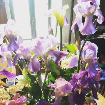 Mon bouquet anniversaire 2015