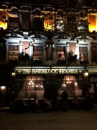pub_Sherlock_holmes_londres