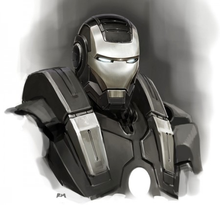01 Ryan Meinerding Marvel Iron Man
