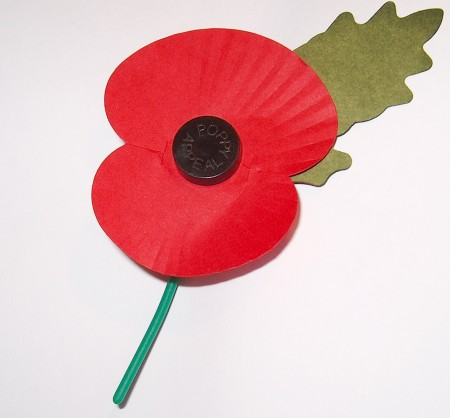 Royal_British_Legions_Paper_Poppy