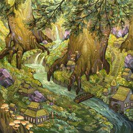 forestfalls_painting