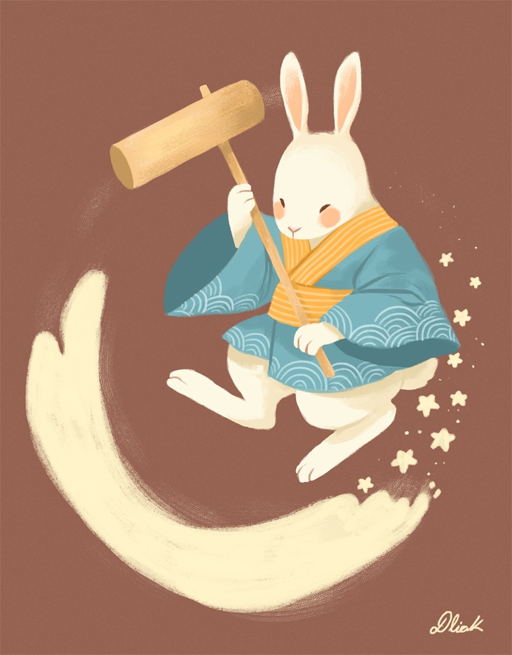 dliok_rabbit_mochi